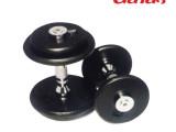厂家直销哑铃 健身器材 包胶哑铃KY-091 家庭健身器材 嘉纳