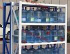 信联货架厂定做眼镜药店红酒饰品美甲水果库房货架吧台