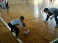 徐东少儿篮球训练营开始训练了