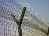 佛山钢格栅包胶勾花网山体保护网波形护栏耐用美化.