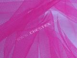 供应i涤纶网布涤单线美国网菱角网眼布婚纱网布面料