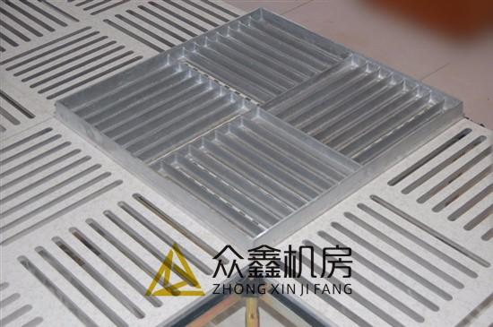 汉中通风地板哪里有 安康pvc防静电地板厂家
