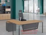 天津和平办公家具钢架钢脚办公桌架老板桌经理财务桌架子厂家定制