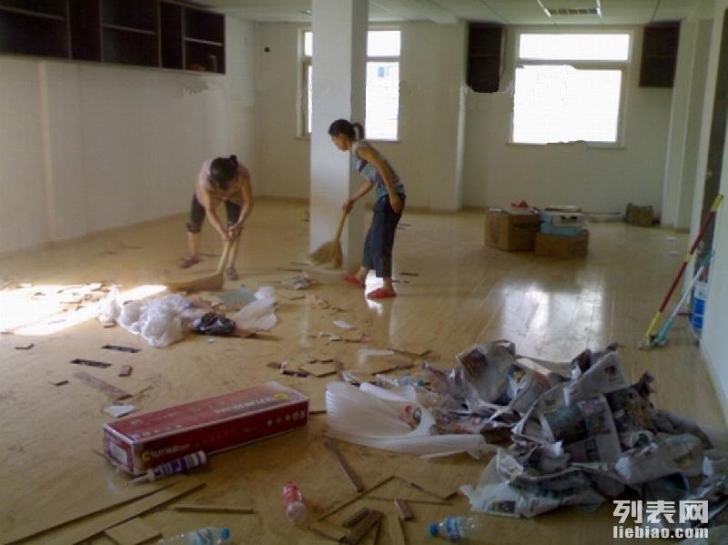 南汇宣桥镇专业保洁公司 厂房/办公楼别墅/装修好全方位保洁