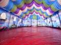 京诚豪斯大型移动流动餐厅婚庆婚宴民众喜事酒席红白喜事充气帐篷