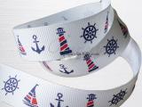 邦妮织带加工丝带 礼品带服装辅料 印花带 涤纶带印logo可定制