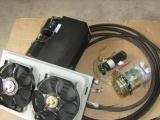 销售正品原厂劳恩斯-酷派空调 压缩机 冷凝器 蒸发器 大灯总成