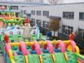 华童气模玩具有限公司诚招室内外儿童乐园加盟商气模类