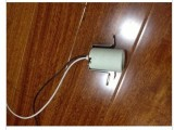 灯具配件 E14陶瓷带几字支架 平板低压 灯灯头灯座