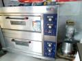二手燃气烤箱,电饼铛,和面机,冰柜,蛋糕柜,操作台转让