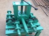 76型电动弯管机 方管圆管折弯机 大棚弧形弯管机