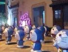 宿州卡通小黄人模型雕塑哆啦A梦模型雕塑出售价格