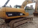 出售17款二手卡特320D 336和323 329等挖掘機