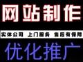 企业公司新村网站建设/制作/设计/优化排名一条龙服务