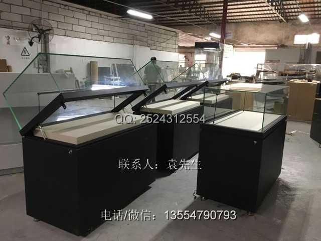博物馆条柜制作工厂,博物馆桌柜供应加工,博物馆展示柜订做