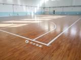 海拉尔运动木地板直销,体育馆地板设计安装公司