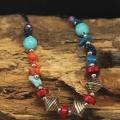 原创中国风民族风民族特色项链批发 藏饰品