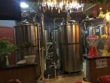 精酿啤酒设备一套 正在使用 因厂子拆迁 低价处理