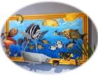 威海墙绘 青岛美丽乡村 烟台文化墙 日照3D墙绘 游乐场彩绘