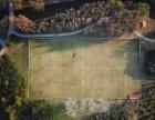 上海杨浦区共青森林足球广场