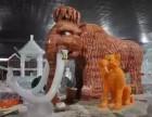 大型冰雕展制作艺术出租价,创意冰雪主题展