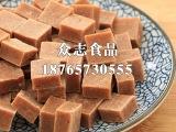 厂家直销特惠山楂块 香芋味山楂块