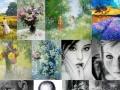 小学初高中美术培训绘画家教暑期画室素描头像静物风景色彩画画