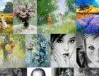 小學初高中美術培訓繪畫家教暑期畫室素描頭像靜物風景色彩畫畫