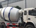 转让 混凝土泵车厦工陕汽混凝土搅拌运输车