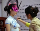 河南郑州人体彩绘模特礼仪公司