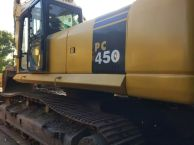 二手大型挖掘机小松450发动机动力强劲上海萧宽工程