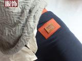 韩国打底裤 秋冬新款双层棉超柔加绒加厚韩版外穿打底裤铅笔裤