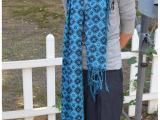 秋冬新款韩国百搭女士围巾超长毛线保暖百变围巾义乌批发