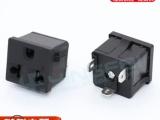 插座批发 美式桌面电源插座美标插座美国AC嵌入式工业插座