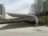 山东膜结构制造专家|游泳池遮阳棚膜结构