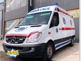 私人救护车出租 120急救转运出租每公里6元