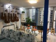 重庆乐之乐吉他培训 钢琴 架子鼓 编曲培训 热爱,从现在开始