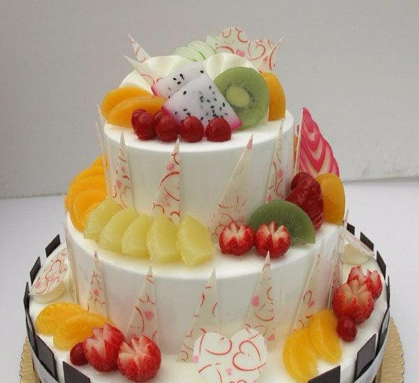生日蛋糕婚礼蛋糕内衣蛋糕麻雀蛋糕芭比蛋糕同城新鲜送