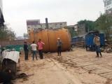 广州建百科技有限公司承接师井污水处理厂3米主干管施工