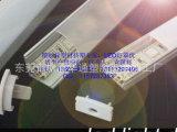 东莞厂家 灯饰挤出塑料PC灯罩T8 LE