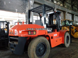 青岛二手合力5吨叉车价格