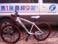 最实惠的山地车—就在这里——碟刹车—越野车——就在自行车批发市场