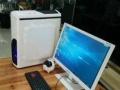 支持网络大型3D游i3台式机配置+22寸高清LED