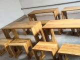 生产实木书画桌厂家价格走势 榫卯结构古筝桌凳厂家
