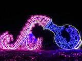 泉州大型灯光秀制作大型灯光秀定制LED灯光秀布展