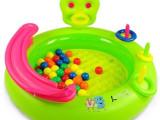 多功能充气水池戏水池儿童婴幼儿游泳池 海洋球池