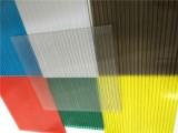 晶亮阳光板 五层阳光板 大棚透明瓦 透明琉璃瓦 均可定做