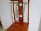 榆木椅子榆木单背椅酒店实木餐椅出售全新