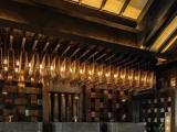 度假酒店软装设计之木艺装饰品设计