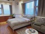 公寓精装修 热水 沐浴 家具齐全 免物业费 电梯房宇成开福广场